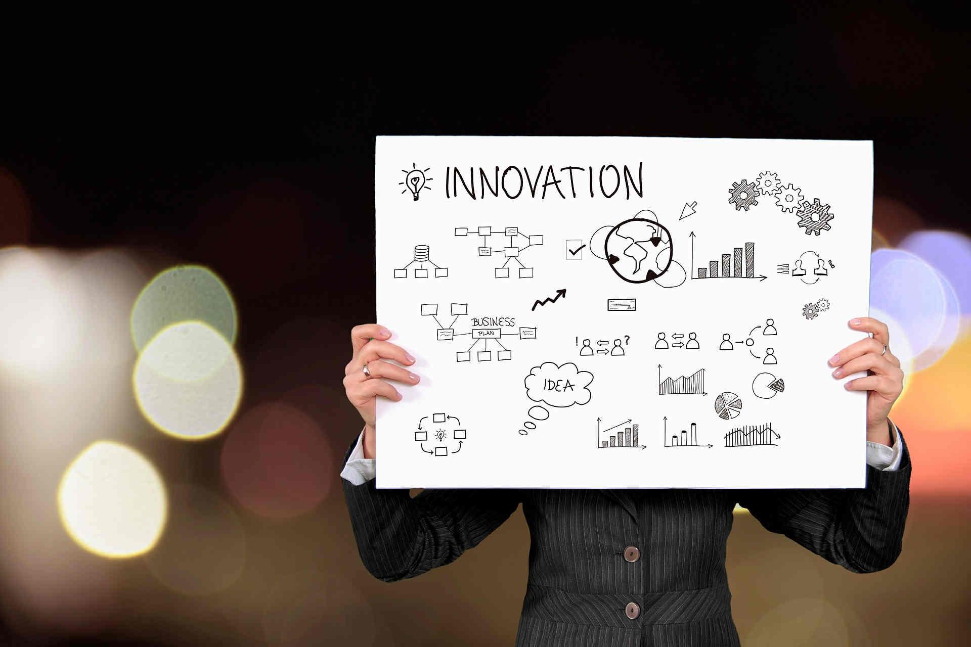 Image représentant l'innovation du marketing digital